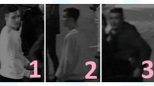 three of the seven outstanding suspects wanted for questioning in relation to the fighting
