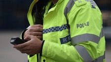 A member of staff was threatened with a knife