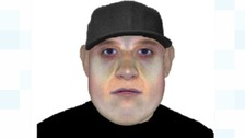 Police are appealing for help in identifying a man