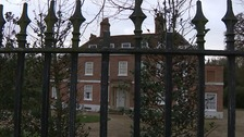Police investigating the shooting of a wealthy businessman in his country home in Essex have arrested two men.