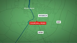 Cambridgeshire Police have launched a murder inquiry after a man who was stabbed in Wisbech on Monday died in hospital.