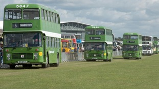 Showbus marks 40th anniversary