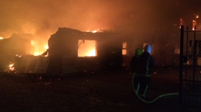 Weddings Hit As Of Classic Cars Destroyed In Fire