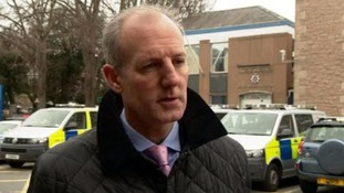 Head of Crime Services, Detective Superintendent Stewart Gull