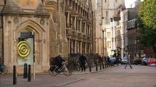 Only one in ten students at Cambridge come from poorer backgrounds.