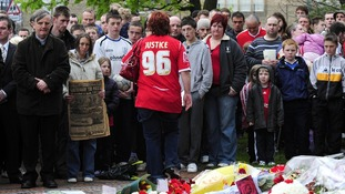 'Justice for 96' Liverpool fans