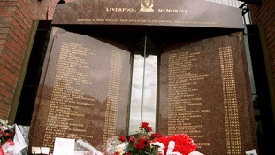The Hillsborough Memorial