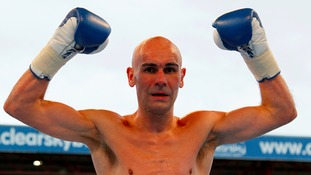 Darlington boxer Hall could regain world title