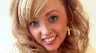 Hollie Gazzard, 20, was stabbed by her ex boyfriend outside the salon where she worked