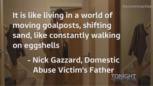 Hollie Gazzard's father speaks to ITV's Tonight programme.