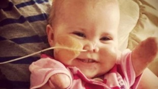 Harmonie Rose's parents join thousands calling for rollout of meningitis vaccine