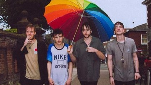 Viola Beach reach number one on the iTunes Download charts
