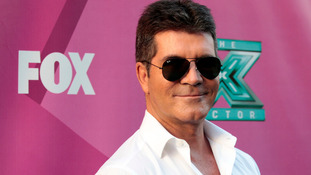 Britney Spears and Demi Lovato steal the show as Simon Cowell launches the US X Factor at special screening