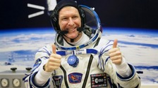 Wiltshire Astronaut Tim Peake will talk to pupils via a live link up to the International Space Station