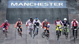 Olympic hopeful Liam Phillips targets BMX World Cup glory