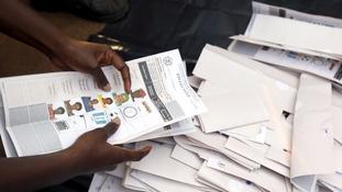 Social media shut down during Uganda election