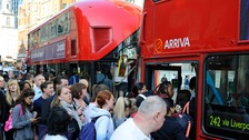 "Transport for London are looking at an ""etiquette guide"" to stop ""buggy-rage"" clashes on the capital's buses."