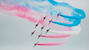Lincolnshire air show to move to RAF Scampton