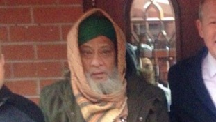 Locals have named the man as Jalal Uddin