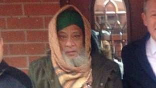 The dead man has been named by locals as Jalal Uddin