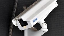 CCTV cameras used in schools