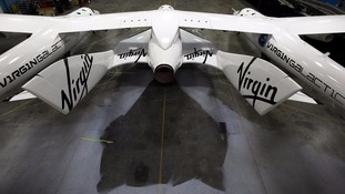 Tickets for a ride aboard SpaceShipTwo will set you back £174,500