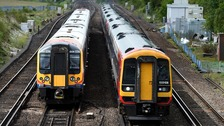 South West Trains travel advice over mass cancellations from Waterloo.