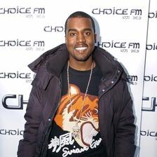 Super star: Kanye West