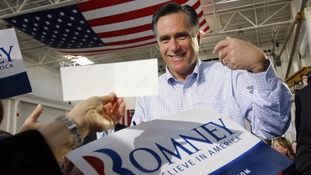 Iran Israel US nuclear Mitt Romney