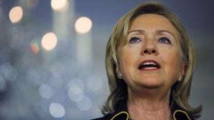 Iran Israel US nuclear Hillary Clinton