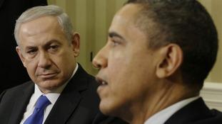 Iran Israel US nuclear Barack Obama Benjamin Netanyahu
