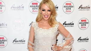 Kylie Minogue announces engagement to Joshua Sasse