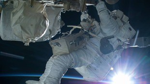 Astronaut Terry Virts