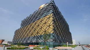 Library of Birmingham visitor numbers fall by almost 600,000