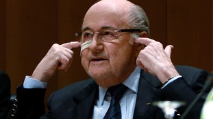 Blatter: You cannot buy a World Cup
