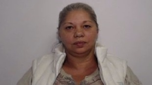 Margit Biddel has been jailed for three years on slavery charges.
