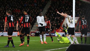 FA Cup match report: Bournemouth 0-2 Everton