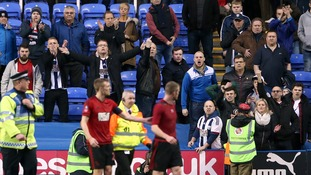 Chris Brunt 'ashamed' of West Brom fans after coin-throwing incident at Reading