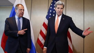 Barack Obama and Vladimir Putin will discuss a possible ceasefire in the coming days