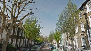Ripplevale Road, Islington.
