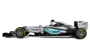Mercedes and McLaren unveil F1 cars for 2016 season