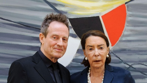John Paul Jones &amp; Mica Ertegun