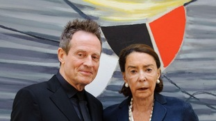 John Paul Jones & Mica Ertegun