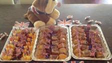 Posh's best of British food