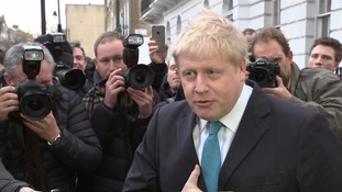 Boris Johnson: 'I want a better deal for the people of this country'