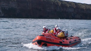 Walkers In Saltburn Rescued By RNLI