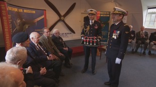 D-Day Veterans Honoured in North Yorkshire