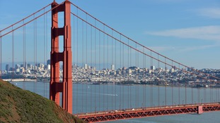 British tourist 'fighting for life' after stab attack in San Francisco