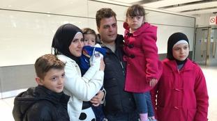 Al Sharki family