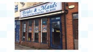 Sylvia Robinson's old shop